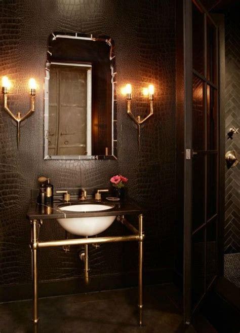 dark bathroom ideas 32 dark moody bathroom designs that impress digsdigs