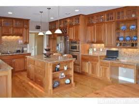 Red Birch Cabinets Kitchen - 17 best images about honey cherry cabinet floor comparisons on pinterest oak cabinets