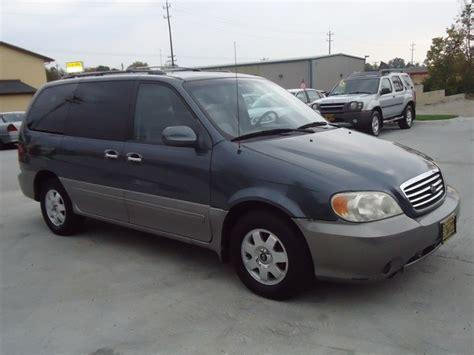 2002 Kia Gas Mileage 2002 Kia Sedona Ex For Sale In Cincinnati Oh Stock 11052