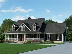 Farmhouse House Plan Eplans Farmhouse House Plan Home Country 2164 Square And 4 Bedrooms From Eplans