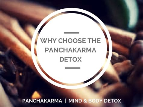 What Is Panchakarma Detox by Panchakarma Compared Cleansing For Your Tissues