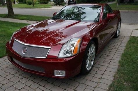 auto air conditioning service 2007 cadillac xlr v free book repair manuals sell used cadillac 2007 xlr v infrared only 18 700 miles in birmingham michigan united states