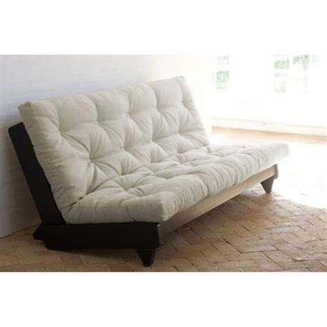 lit futon canap 233 banquette futon convertible au meilleur prix