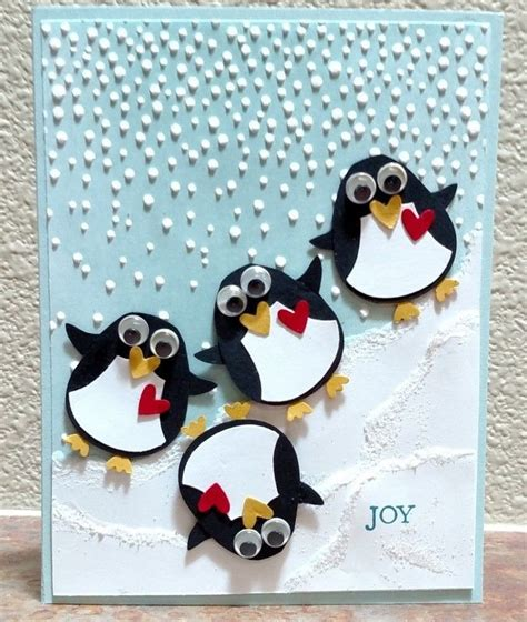 paper craft christmas card ideaskindofpets kindofpets