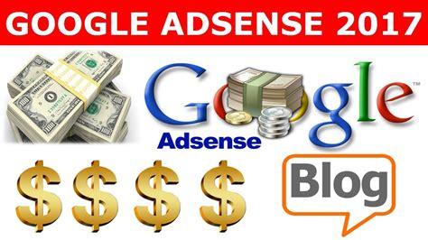 google adsense blogger tutorial google adsense 2017 tutorial como ganhar dinheiro usando