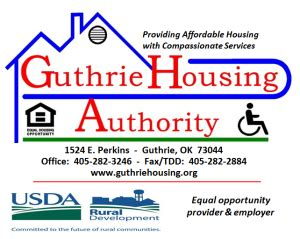 guthrie housing authority ad guthrie housing authority guthrie news page
