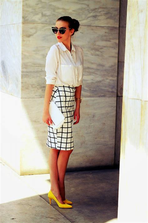 chicest ways to wear checkered print ohh my my