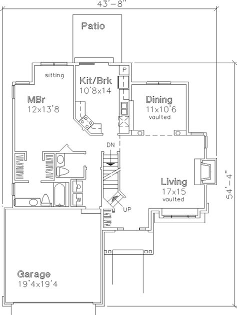 simpson house plan the simpson 1800 4 bedrooms and 2 5 baths the house