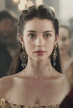 reign tv show hair styles 17 best images about reign mary queen of scots