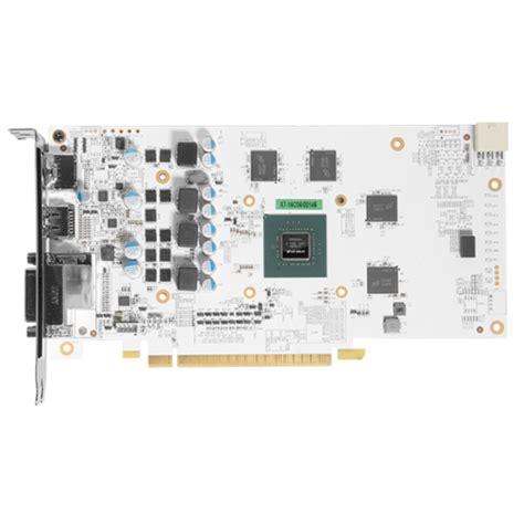 Galax Geforce Gtx 1050 Ti Exoc White Edition 4gb Ddr5 Limitededition galax geforce 174 gtx 1050 ti exoc white