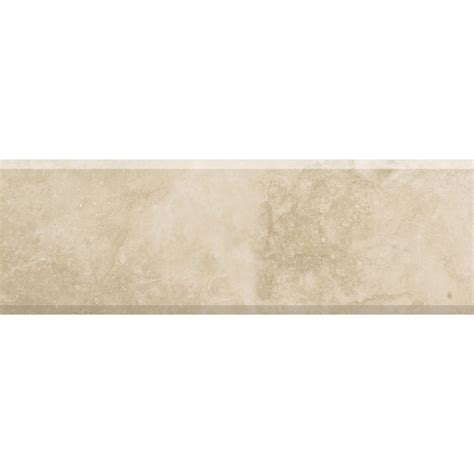 ivory honed filled threshold travertine thresholds 4x36 marble system inc