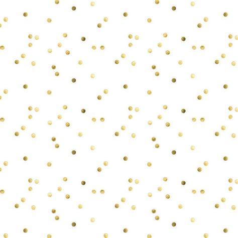 Gold Craft Paper - digital paper gold confetti polka dots craft