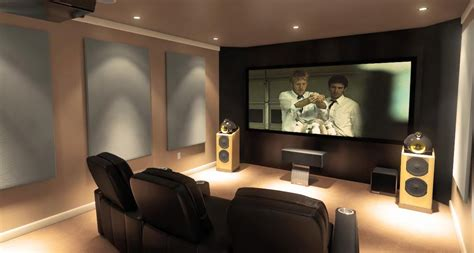 Home Theater System Design Tips | theater seating furniture home design ideas
