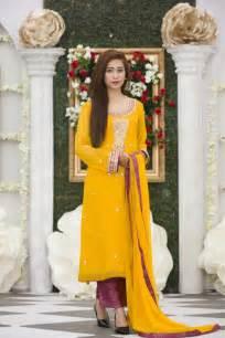 exclusive yellow magenta mehndi dress exclusiveinn com