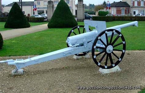 french 75 gun passion compassion 1914 1918 ww1 militaria and