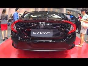 honda cars 2017 new models review redesign rendering