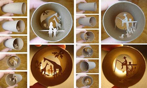 Cool Things To Make Out Of Toilet Paper Rolls - 17 best photos of diy recycled toilet paper rolls diy