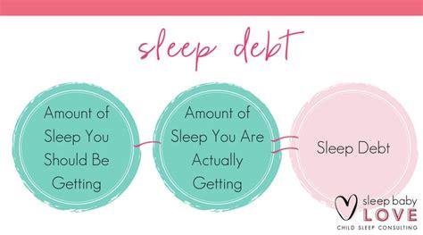 baby sleep debt 101 and how to prevent having an - Sleep Debt