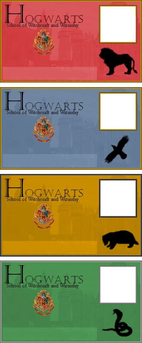 harry potter id card template best 25 hufflepuff students ideas on tasso