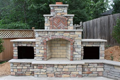 backyard fireplace plans twin city fireplace stone co fireplaces minneapolis