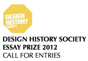 Endocrinology Society Essay Prize by Design History Society Essay Prize 2012 Call For Entries Archpapers