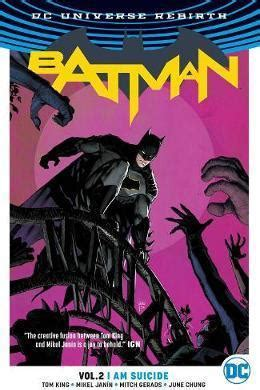 batman tp vol 3 1401271316 download batman tp vol 2 i am rebirth by tom king 1401268544 ar book finder read