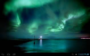 lights live wallpaper northern lights live wallpaper android apps on play