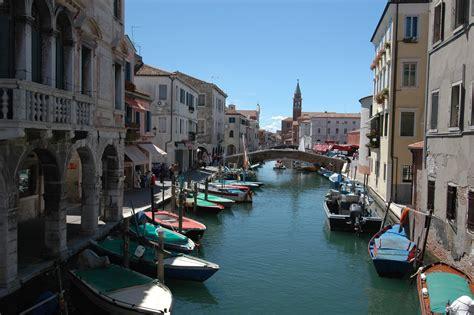 ufficio turismo chioggia venezia e la sua laguna itinerario chioggia