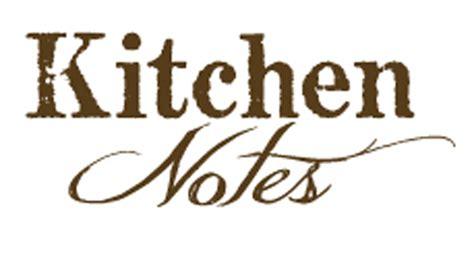 Notes From The Kitchen by Nashville Brunch Kitchen Notes Omni Hotel
