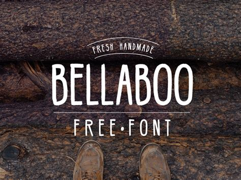 design hipster font hipster free font bellaboo by free goodies for designers