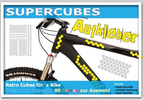 Fahrrad Aufkleber Retro by Retro Cubes Design Fahrradaufkleber Fahrrad