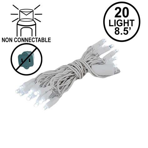 20 mini lights mini light sets 20 light white wire clear bulb