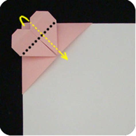 Paperclip Origami - corner clip