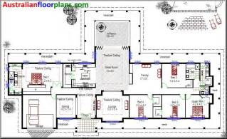 Floor Plans For Large Homes high resolution large home plans 7 homestead design house