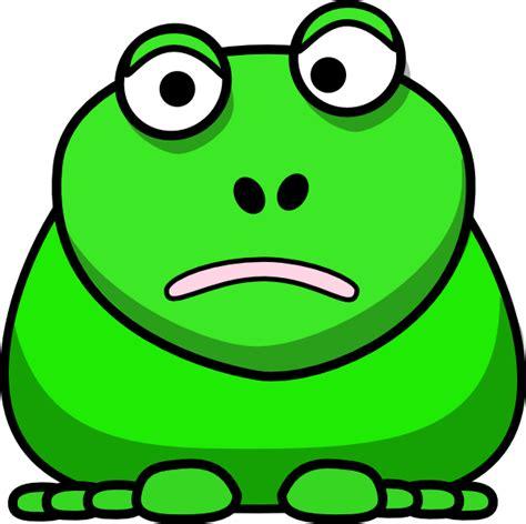frog clipart frog clip at clker vector clip