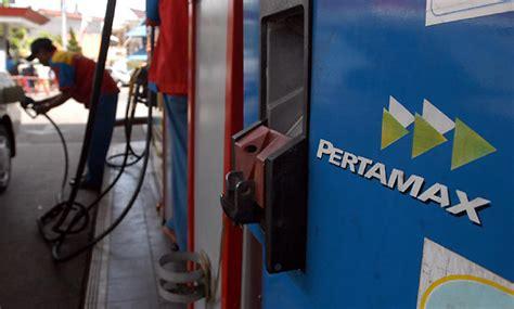 Minyak Pertamax besok pertamina turunkan harga pertamax rp150 per liter