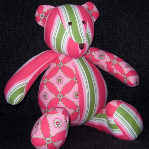 Patchwork Bears - personalized patchwork the patchwork