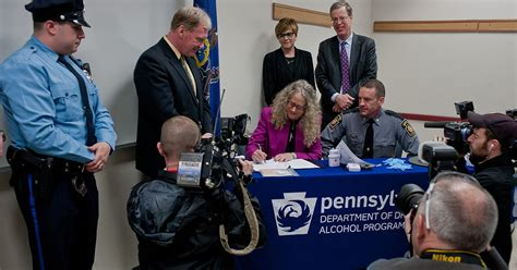 Liquor Enforcement Officer by Pennsylvania State To Carry Naloxone