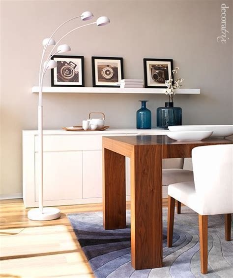 muebles de madera modernos un comedor moderno de nogal y madera lacada