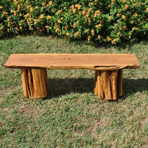 natural wood bench outdoor outdoor natural cedar wood bench preschool decor