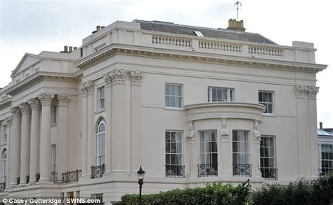 Dual Family House Plans the world 191 s most expensive terraced house grade 1 listed