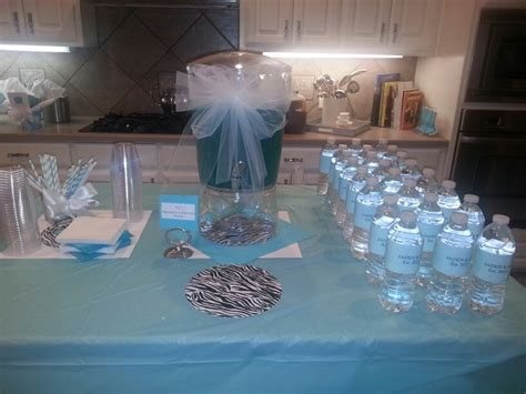 Baby Shower Blue Punch by Discover And Save Creative Ideas