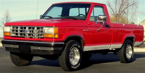 car owners manuals for sale 1989 ford ranger electronic valve timing 1989 ford ranger 4x4 5 speed rare condition 1 family 4 wheel drive ranger classic ford