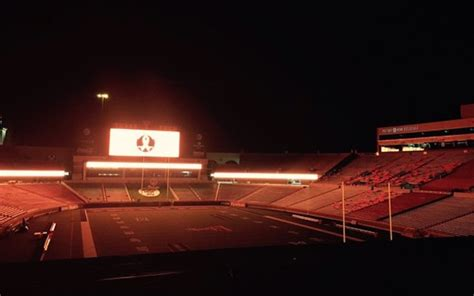 light up ucf schedule look texas tech honors oklahoma state lights up stadium