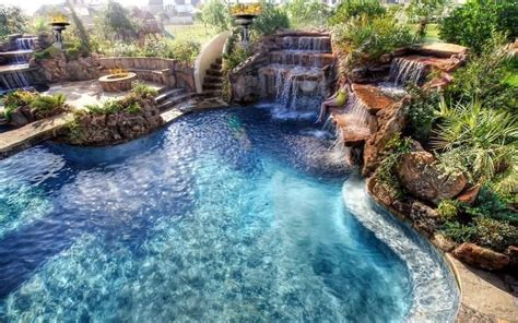 Amazing Backyard Backyard Ideas Pinterest Amazing Backyards With Pools