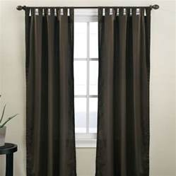 curtain top tab top curtains and drapes curtain design