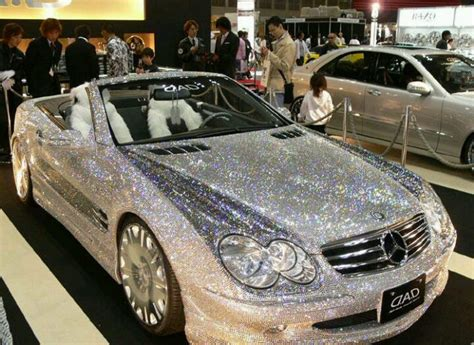 Glitter Car Glitter Sparkles Sequins Oh My