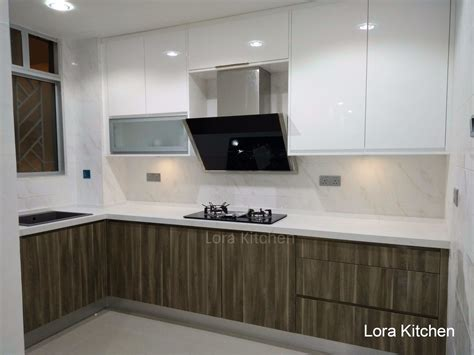 Design Of Cupboards - stunning modern kitchen cabinet design in malaysia lora