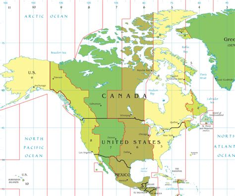 usa time zone map live united states usa time zones map 1blueplanet