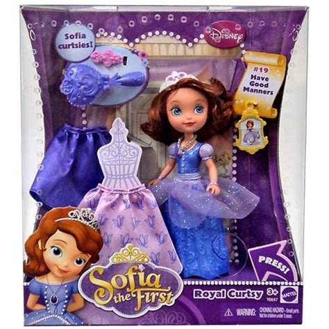 sofia the first doll house sofia the first toys perfect princess curtsy doll at toystop